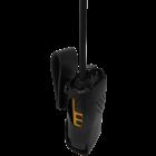 DT-3529 Lederen draagtasje voor Hytera Power446/TC610/TC610P/TC620