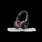 Pulse Escape Draadloze stereo headset - zwart