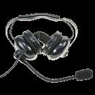 HDC-32 HQ zware headset met PTT, zonder aansluitkabel