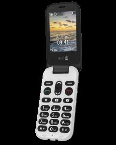 6060 Klaptelefoon (Zwart)