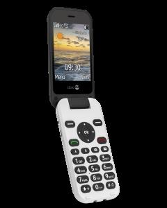 DUMMIE 6620 - 3G Klaptelefoon (Zwart-Wit)