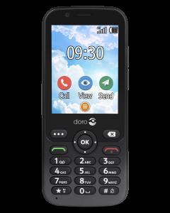 DUMMIE 7010 - 4G Telefoon (Graphite)