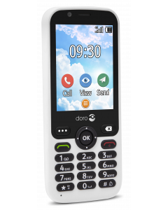 7010 - 4G Telefoon (Wit)