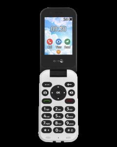 7030 - 4G Klaptelefoon (Zwart)