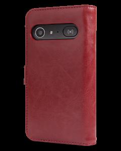 Wallet Case Rood voor 8040
