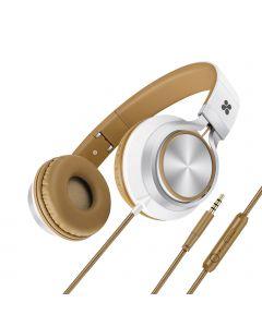 Spectrum On-Ear Stereo Headset / Koptelefoon (Bruin)