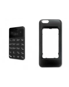 CardPhone case zwart voor iPhone 6/6S Plus