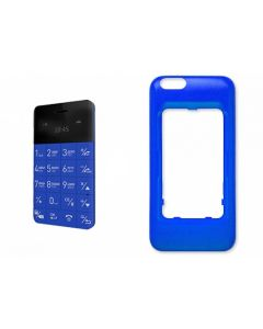CardPhone case blauw voor iPhone 6/6S