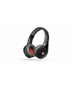 Pulse Escape Draadloze stereo headset - zwart