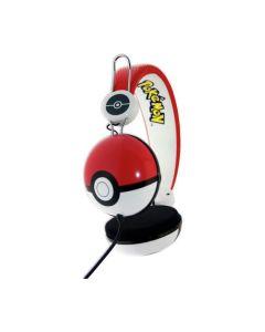 Pokemon PokeBall Teen Koptelefoon
