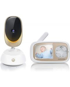 Comfort 45 Connect - Video-babyfoon met pan- en zoomfunctie, 2.8