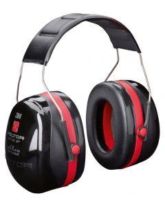 OPTIME 3 Zwart-Rood