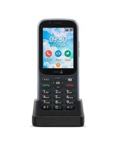 730X 4G Telefoon Zwart
