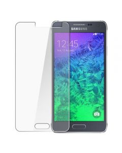 Glazen Screen Protector voor Samsung Galaxy Alpha