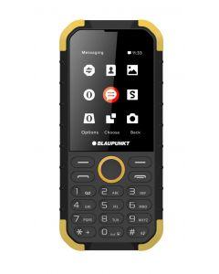SAND Outdoor Telefoon - IP68 Dual Sim (Geel)