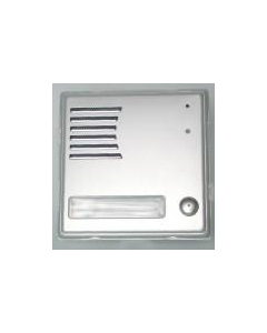 .AB-1         DOORPHONE UNIT 1-BUTTON FOR ANALOGE