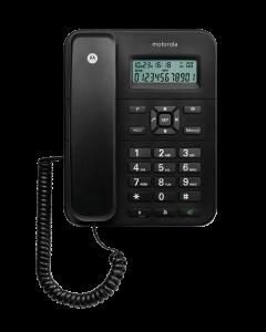 CT202 Vaste Telefoon Met Display (Zwart)