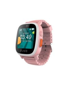 FT-301 FixiTime-3 - Smartwatch met Tracker, Camera en SOS knop (Roze)
