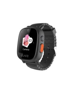 FT-301 FixiTime-3 - Smartwatch met Tracker, Camera en SOS knop (Zwart)