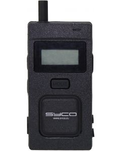 SYCO FD-10 FULL DUPLEX COMMUNICATIE - HANDENVRIJE WALKIE TALKIE