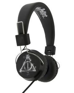 Harry Potter Smoky Deathly Hallows Teen Koptelefoon