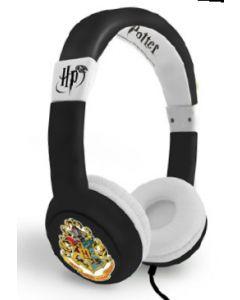 Harry Potter Hogwarts Crest Junior Koptelefoon