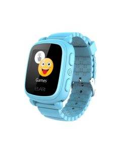 KidPhone-2 - Smartwatch met Tracker en SOS knop (Blauw)