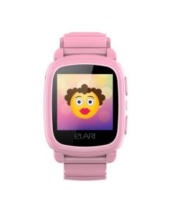 KidPhone-2 - Smartwatch met Tracker en SOS knop (Roze)