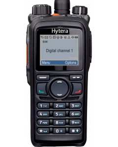 PD785 UHF GPS / Man-Down 400-470Mhz (zonder oplader)