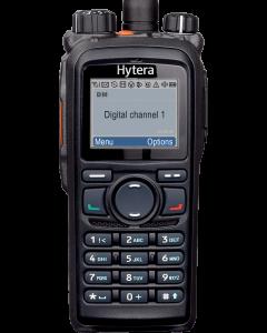 PD785G VHF GPS / Man-Down 136-174Mhz (zonder oplader)