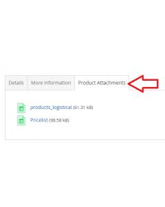 Prijslijst en Logistical info downloaden