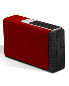 StreamBox-XL Stereo Draagbare Luidspreker 15W (Zwart-Rood)