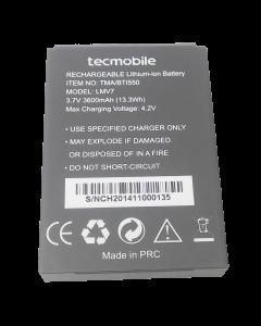Batterij voor TITAN 550