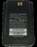 RX-160 Batterij BAL-1301 LI-Ion 1500mAH