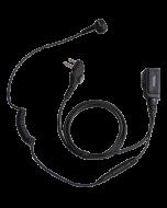 ESM14 Oordopjes - oortelefoon met in-line PTT