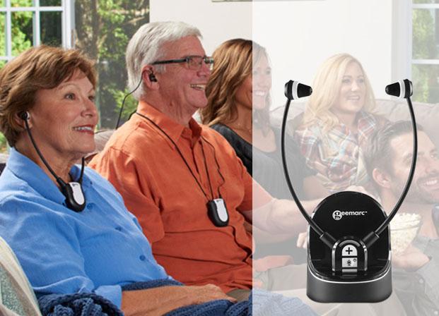 Geemarc CL7370 TV Headset